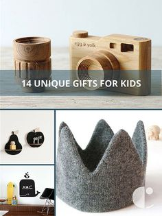 Gift guide: 14 unique gifts for kids
