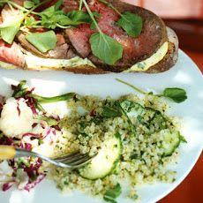 Quinoa Salad with Cucumber Recipe