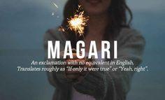 """Potrebbe essere tradotto anche con: """"Me lo auguro.""""  (It also could be translated as: """"I hope so."""")"""