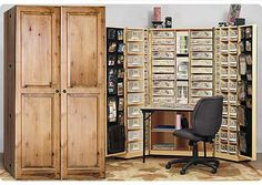 http://becauseilive.hubpages.com/hub/Scrapbook-Furniture-for-Organizing-and-Storing-your-Supplies