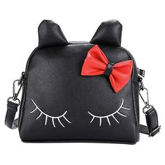 Hipiwe Little Girl Purse Cute PU Leather Bunny Ears Purse Fashionable Kids Handbag Crossbody Bag Toddlers Shoulder Bags with Bowknot for Children (Beige Rabbit) Mini Backpack, Backpack Bags, Fashion Backpack, Toddler Bag, Cheap Handbags, Cat Ears, Cross Body Handbags, Pu Leather, Little Girls