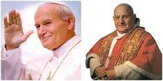 New Saints: Pope John Paul II and Pope John XXIII