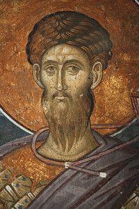 "Photo from album ""Тирон"" on Yandex. Byzantine Icons, Byzantine Art, Religious Icons, Religious Art, Archangel Raphael, Raphael Angel, Best Icons, Saints, Art Icon"