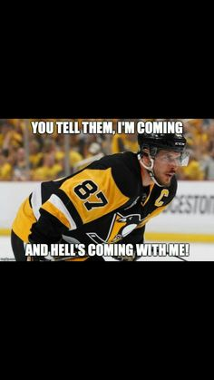 Sid & the boys Funny Basketball Memes, Funny Hockey, Pittsburgh Sports, Pittsburgh Penguins Hockey, Penguin Pictures, Pens Hockey, Hockey Rules, Boston Bruins Hockey, Lets Go Pens