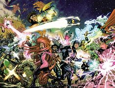 Inhumans/X-Men: War of Kings Omnibus @ niftywarehouse.com #NiftyWarehouse #Xmen #Marvel #X-Men #Comics #Geek #ComicBooks