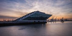 Blaue Stunde am Dockland | Bildschönes Hamburg