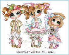Sherri Baldy Besties | welcome to my besties retail website my besties messy bessy art ...
