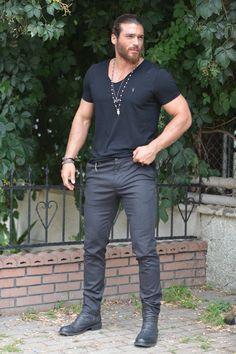 beard designs in 2019 Turkish Men, Turkish Actors, Stylish Men, Men Casual, Hot Guys, Beard Designs, Great Beards, Beard Lover, Looks Style