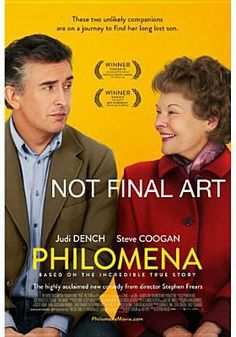In 1952, a young Philomena was sent the convent of Roscrea in Ireland, after giving birth to her first child. When her son became a toddler, the nuns sent him to America for adoption. Philomena then spent the next fifty years searching for him in vain.
