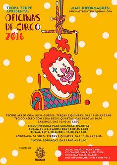 Tropa Trupe Oficinas de Circo | by FilipeAnjo