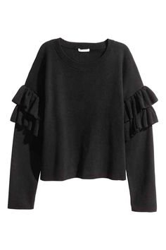 H&M   Jumper with frills