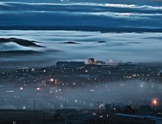 4 Of The Most Remote And Extreme Cities Around The World Iqaluit, Nunavut, Canada. The only province/territory I have yet to go to. Oh The Places You'll Go, Great Places, Places To Travel, Beautiful Places, Places To Visit, Ontario, Christmas Destinations, Voyager Loin, Lake Pictures