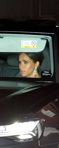 🇬🇧 14 Nov 2018 - Meghan Markle, Duchess of Sussex attends Prince Charles' birthday dinner at Buckingham Palace