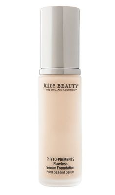 How-To: Easy Holiday Makeup | Juice Beauty Phyto-Pigments Flawless Serum Foundation