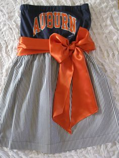 Nothing beats Southern Football Gameday Dresses