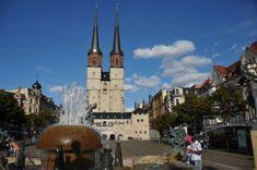 Halle an der Saale – ein Stadtrundgang durch Altstadt
