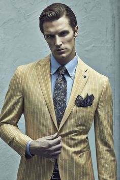 Bagozza SS 2015 - Ford model Shaun De Wet is enlisted once again by Bagozza to showcase a selection of pieces included in the latest spring/summer collection. Tan Blazer, Ford Models, Gorgeous Men, Summer Collection, Preppy, Suit Jacket, Menswear, Mens Fashion, Elegant