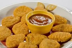 Chicken Nuggets | Fighting Child Obesity | Red Light, Green Light, Eat Right!
