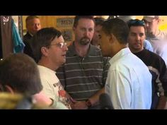 U.S. President Barack Obama receives a Jehovah's Witness - YouTube