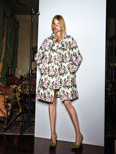 For The Love of Roses - Blumarine Fall Winter 2014/2015 Main Collection