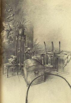 Franz Kafka´s THE METAMORPHOSIS Illustrated by José Hernández 008