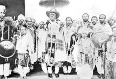 Ethiopia held a colorful event to mark the country's victory in 1896 against European colonial power (Italy) that made them the only African country to
