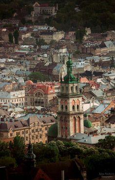 ЛЬВІВ - Львов - Lwów - Leopolis - Lemberg - Lviv
