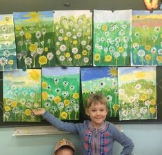 New pre kindergarten art projects lesson plans Ideas Painting For Kids, Art For Kids, Art 2nd Grade, Classe D'art, Spring Art Projects, Kindergarten Art Projects, Pre Kindergarten, Ecole Art, Art Lessons Elementary