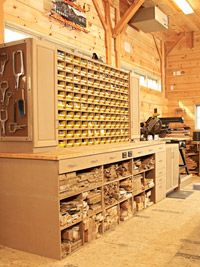 For more woodshop helpers and organization ideas, visit the Organizers and Accessories section in the WOOD Store.