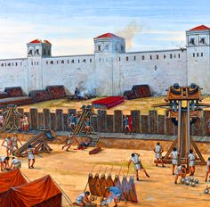Siege of Syracuse, 214–212 BC
