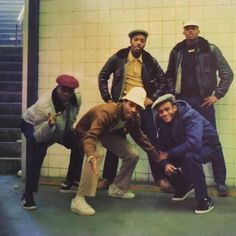 """The Brooklyn Get Down. Downtown, Brooklyn, circa 1983"" 
