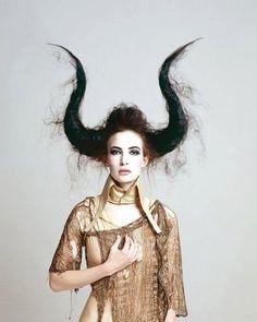 Inspiration for the Krampus Nacht Ball on Dec 1st at Mt Tabor Theater www.krampusnachtpdx.com