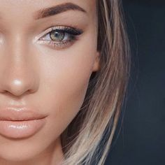 Nude make-up inspo via @liza_lash #Rodial #Makeup #MU #Beauty #Bbloggers