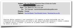 Testimonio 176 - Elimine Su Dolor de Espalda    http://www.eliminesudolordeespalda.com/blog    http://www.youtube.com/user/drjoseguevara