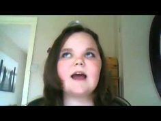 PSYCHO GIRL tries to sing I will always love you. #funny