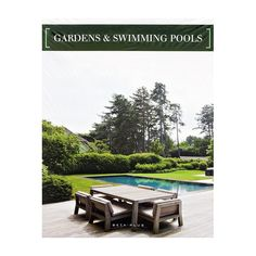 Gardens and swimming pools, by belgian editor Beta Plus