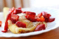gkkreativ: Mittwochs mag ich  Pfannkuchen