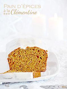 Alter Gusto | Pain d'épices à la clémentine -