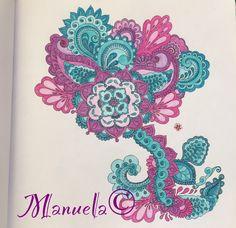 Uit mijn wonderlijke wereld deel 1 van Masja   Gekleurd met Faber Castell Polychromos   02-11-2015