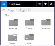 Getting Started With OneDrive The Path Show, Free Cloud Storage, System Restore, Document Folder, Shared Folder, Microsoft Windows, Windows 10, Get Started, Bar Chart