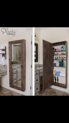 This is an absolute must have when we build. Such a smart space saver. Plus full length mirrors are key!