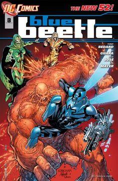 Blue Beetle #3 #BlueBeetle #New52 #DC