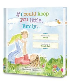 Using Put Me In The Story you can create a personalized edition of the bestselling children's book If I Could Keep You Little. by award-winning author and illustrator Marianne Richmond. Personalized Books For Kids, Gifted Education, Sentimental Gifts, Babies First Christmas, 6 Years, Mom And Dad, Growing Up, Parenting, Christmas 2014