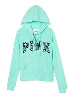 Limited Edition Perfect Zip Hoodie PINK