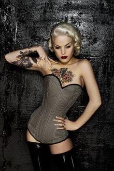 corset <3  -_-*