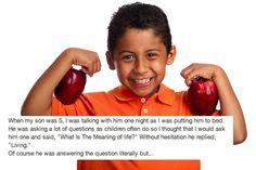 The Smartest Things Ever Said By Kids - BuzzFeed Mobile