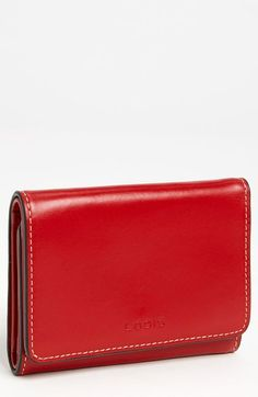 1f946b80c37 Lodis 'Audrey - Mallory' Leather French Wallet Zip Around Wallet, Card Case,