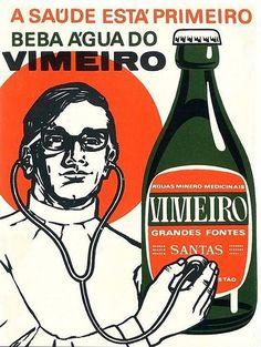 1957 - springwater Vimeiro (Portugal)