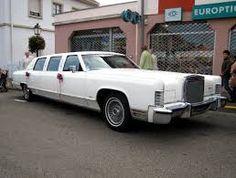 1979 Lincoln Continental Town Car Limousine