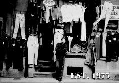 Die Trendfabrik 1975 in U2,1 in Mannheim